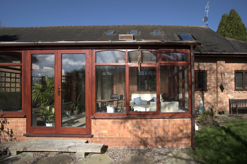 Solid Roof Conservatories in Crawley West Sussex